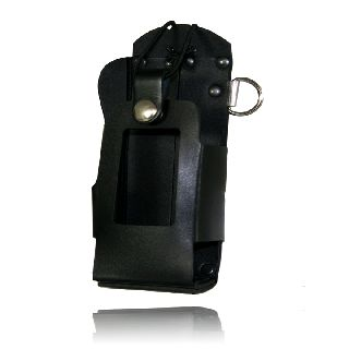 Radio Holder For Motorola 2500/5000, High Window-Boston Leather