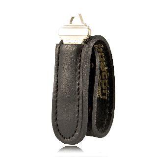 "1"" Wide Keeper w/ Key Holder Pocket-Boston Leather"