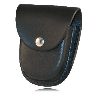 Economy Cuff Case, Rounded Bottom (Fits Asp Cuffs)-Boston Leather