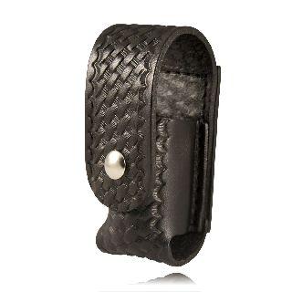 Holds Saber 1.8 Oz, w/Flap-Boston Leather