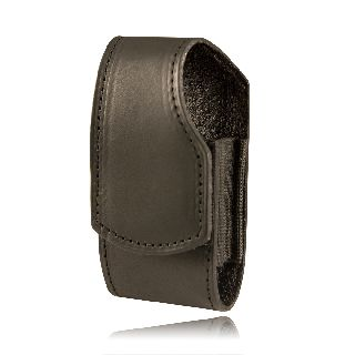 Smaller Cell Phone Holder, Loop Back (Fits Flip Phones Including The Motorola Razr)-Boston Leather