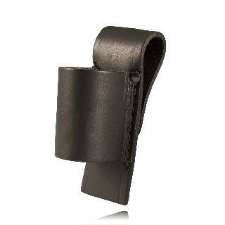 """C"" Cell Flashlight Leather Loop-"