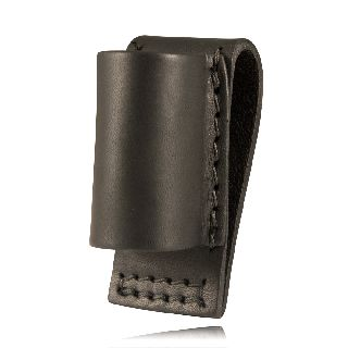 5557 Sure Fire Holder, 1/2 Length-Boston Leather