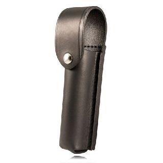 Stinger Holder w/Flap, French Edge-Boston Leather
