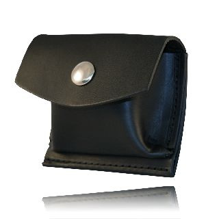 Rubber Glove / Cpr Shield Pouch-Boston Leather