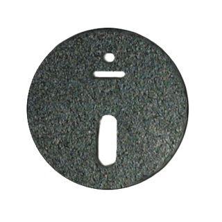 "Shirt Protector 3"" Circle-Boston Leather"