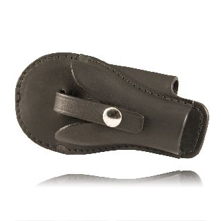 Punch Holder, Horizontal-Boston Leather