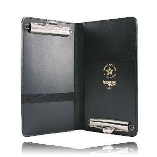 Double Citation Book Holder w/Clips-