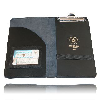 Citation Book Holder, 1 Pocket, 1 Clip-