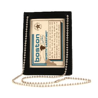 Neck Chain, 2 Id - No Badge-