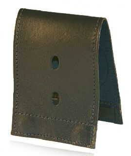 Patch / Badge Holder For Pocket (Magnetic Closure)-Boston Leather