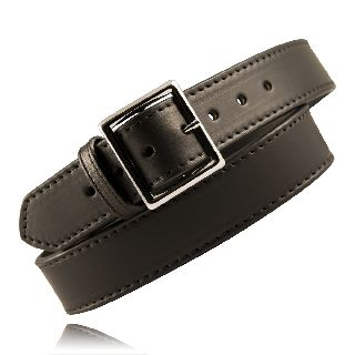 "1 3/4"" Garrison Belt, Fully Lined-Boston Leather"