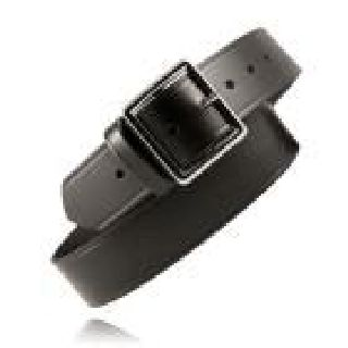 "1 3/4"" Garrison Belt, Stitched Edge-"