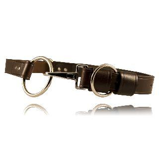 "Truckman""S Belt 16"" Longer-Boston Leather"