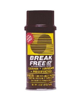 4 OZ. (113.4 G) Aerosol-Break Free