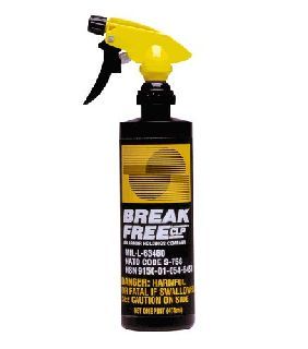 CLP-5 1 Pint (480 ML) with Trigger Sprayer-Break Free