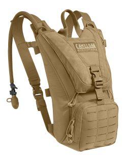 Ambush CM 100 oz/3L Mil Spec Antidote Short Coyote-Camelbak