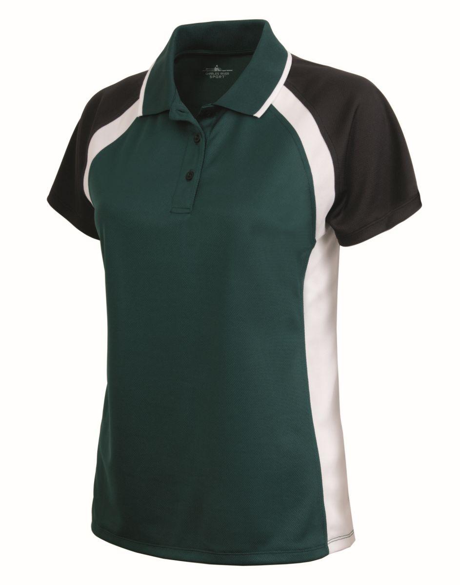 Women's Ares Button Polo