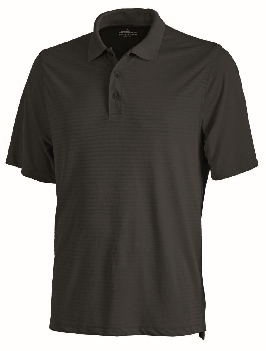 Men's Shadow Stripe Polo