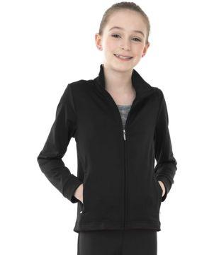 Girls' Fitness Jacket-Charles River Apparel