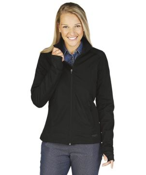 Womens Axis Soft Shell Jkt-Charles River Apparel