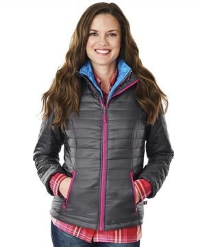 Womens Lithium Quilted Jacket-