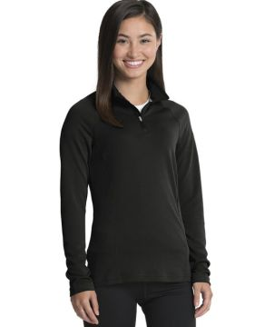 Womens Fusion Pullover-Charles River Apparel