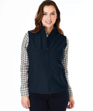 Womens Soft Shell Vest-