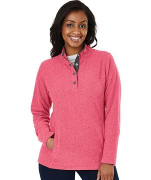 Women Bayview Fleece Pullover-