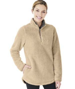 The Newport Fleece Pullover-