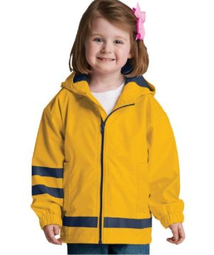 Toddler New Englanderrain Jacket-