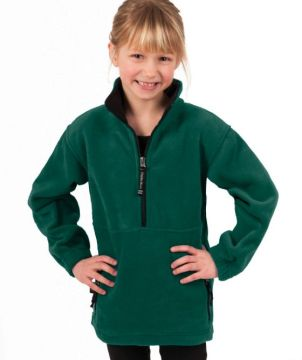 Youth Adirondack Fleece Pullover-Charles River Apparel