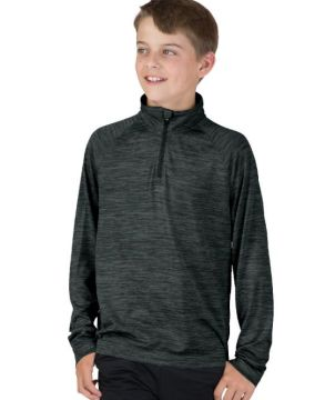 Youth Space Dyeperformance Pullover