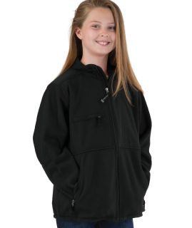 Youth Evolux® Fleece Jacket-Charles River Apparel
