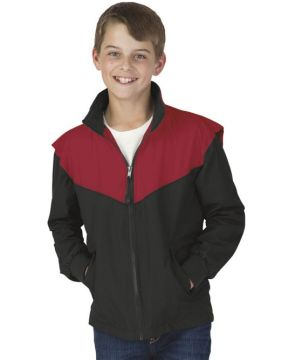Youth Championship Jacket-Charles River Apparel
