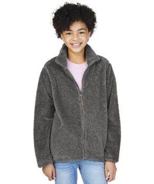 Youth Newport Fleece Jacket-