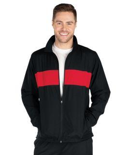 Striped Sideline Jacket-