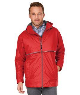 Mens New Englander Rain Jacket-