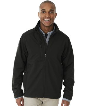 Mens Axis Soft Shelljacket-Charles River Apparel
