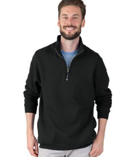 Crosswind Quarter Zip Sweatshirt-Charles River Apparel