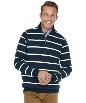 Crosswind Quarter Zip Sweatshirt-