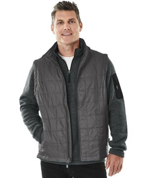 Radius Quilted Vest-Charles River Apparel