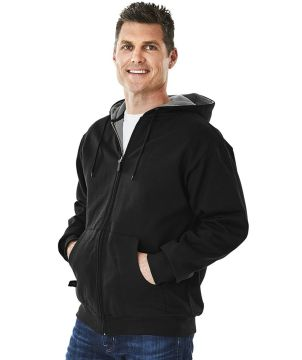Tradesman Thermal Fullzip Sweatshirt-
