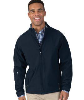Mens Soft Shell Jacket-Charles River Apparel