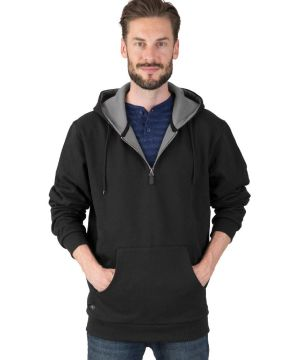 Tradesman Quarter Zipsweatshirt-