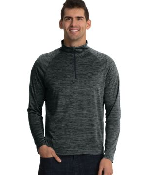 Mens Space Dyeperformance Pullover-Charles River Apparel