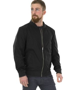 Mens Boston Flight Jacket-Charles River Apparel