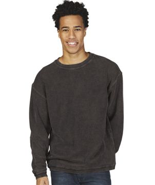 Camden Crew Neck Sweatshirt-Charles River Apparel