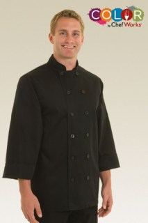 Bastille Basic Chef Coat-CW