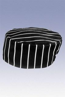 Chalk Stripe Beanie-CW